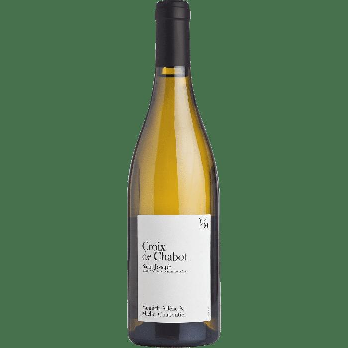 """Saint Joseph Blanc """"Croix de Chabot"""" 2017 - Alléno & Chapoutier"""