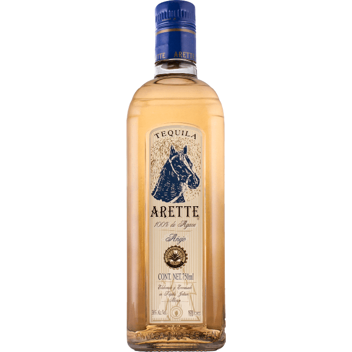 Anejo 100% Agave Azul - Arette Tequila