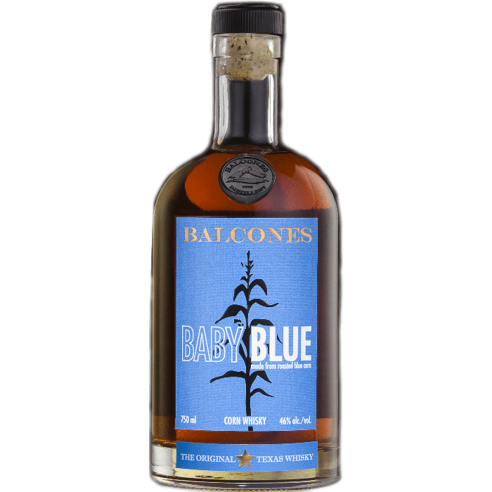 Baby Blue Corn Whisky - Balcones Distilling Co