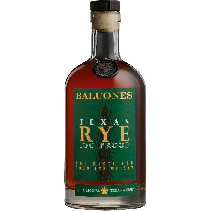 Texas Rye  Whisky - Balcones Distilling Co