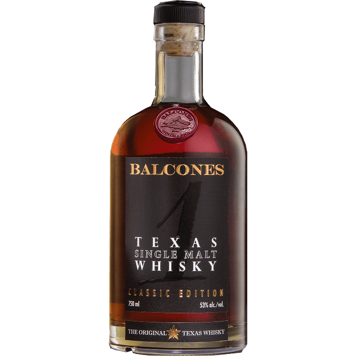 """N°1"" Texas Single Malt Whisky - Balcones Distilling Co"