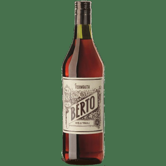 Vermouth Rosso - Bèrto