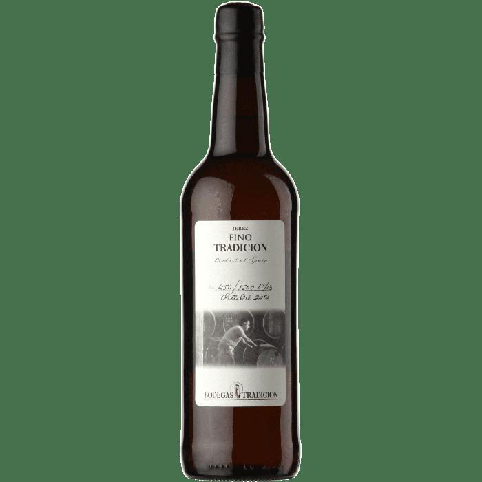 Sherry Fino en Rama (sherry secco) - Bodegas Tradicion
