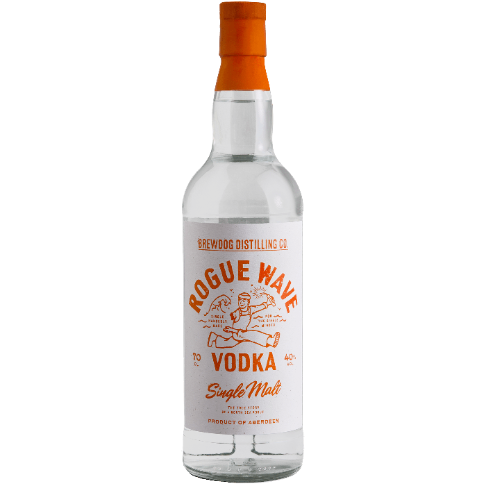 """Rogue Wave"" Vodka - Brewdog Distilling Co."