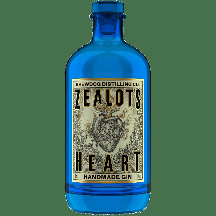 Zealot's Heart Gin - Brewdog Distilling Co.