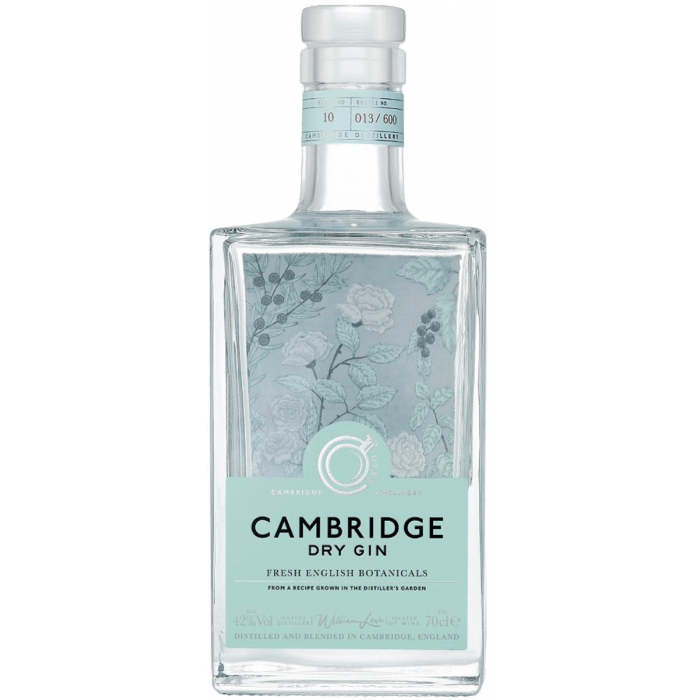 Cambridge Dry Gin - Cambridge Distillery