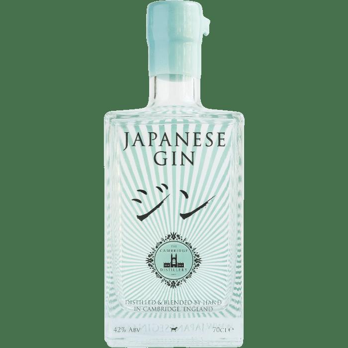 Japanese Style Gin - Cambridge Distillery