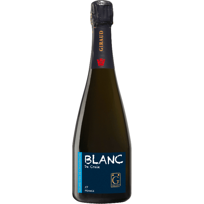 "Champagne Blanc de Blanc ""Blanc de Craie"" - Henri Giraud"
