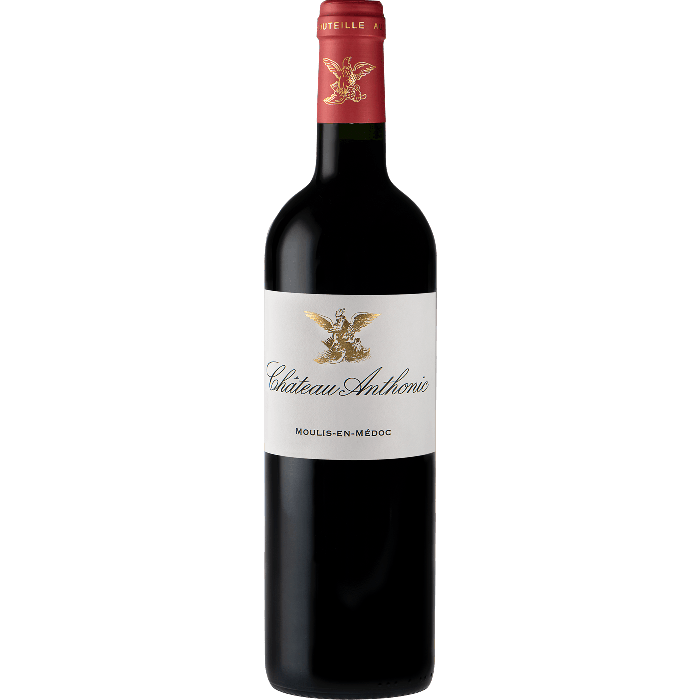 Chateau Anthonic - Moulis-en-Médoc 2016 mezza bottiglia