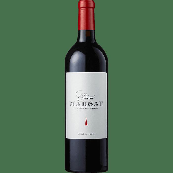 Chateau Marsau 2020 en primeur - Francs Cotes de Bordeaux