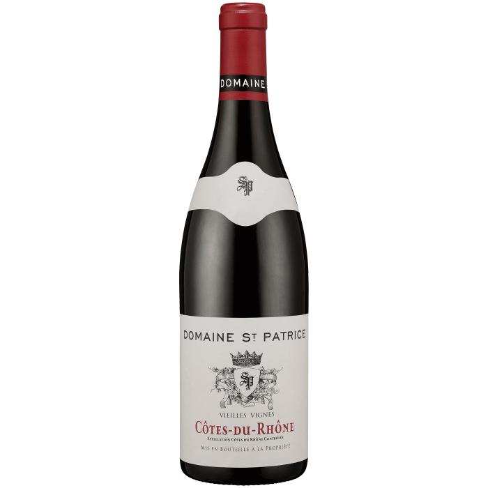 """Chateauneuf-du-Pape Monopole """"Clos St. Patrice"""" 2015 - Domaine Saint Patrice"""