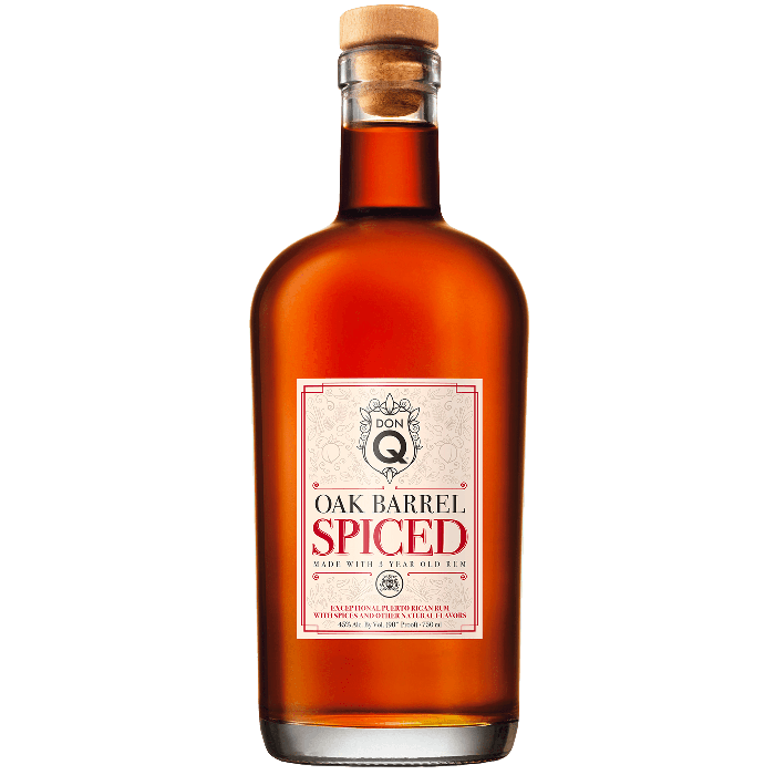 Oak Barrel Spieced Rum - DonQ