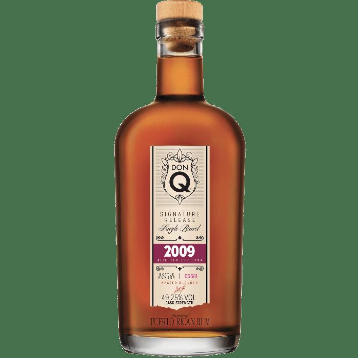 """""""Vintage 2009"""" Puerto Rican Rum - DonQ"""