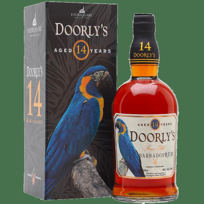 Doorly's 14 anni Barbados Rum con astuccio - Foursquare Distillery
