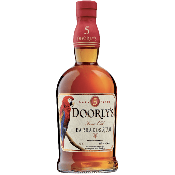 Doorly's 5 anni Barbados Rum - Foursquare Distillery