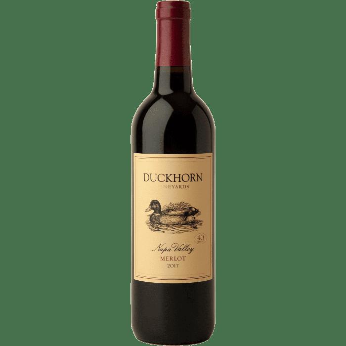 Napa Valley Merlot 2017 - Duckhorn Vineyards
