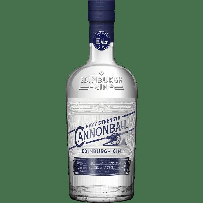 "Navy Strength ""Cannonball"" Gin- Edinburgh Gin Distillery"