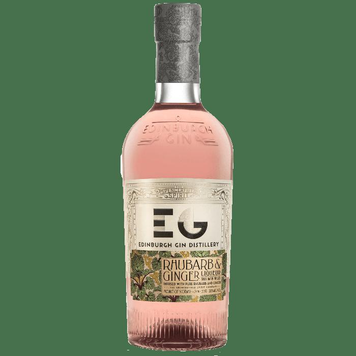 Liquore di gin Rhuburb - Edinburgh Gin Distillery
