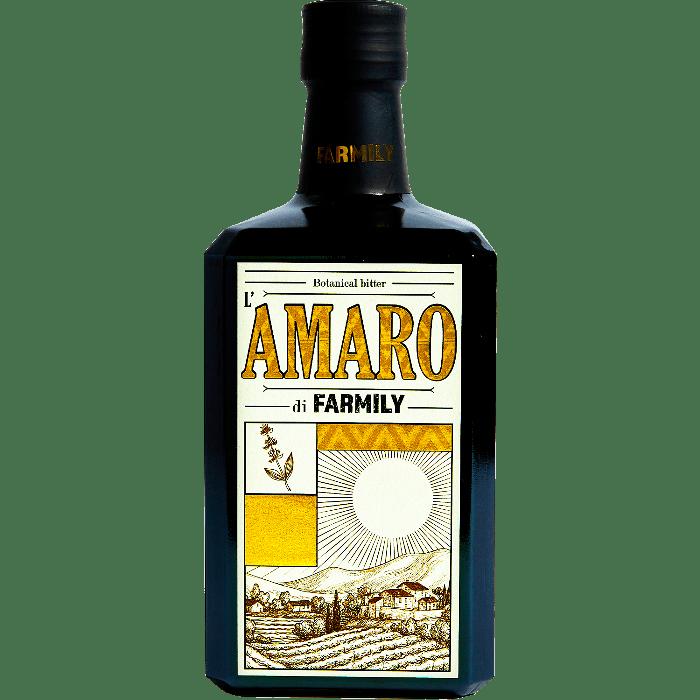 L' Amaro di Farmily - Farmily Spirits