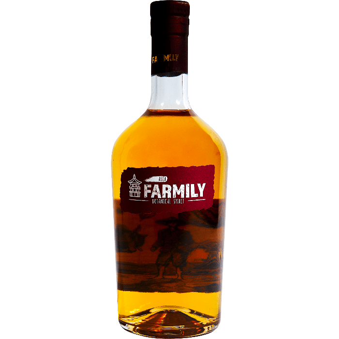 Asia Botanical Spirit - Farmily Spirits