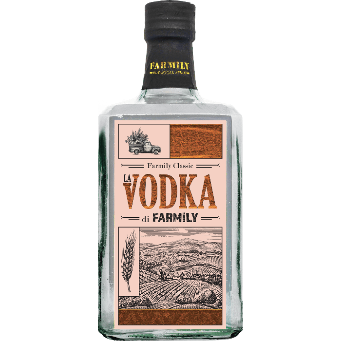 La Vodka di Farmily - Farmily Spirits