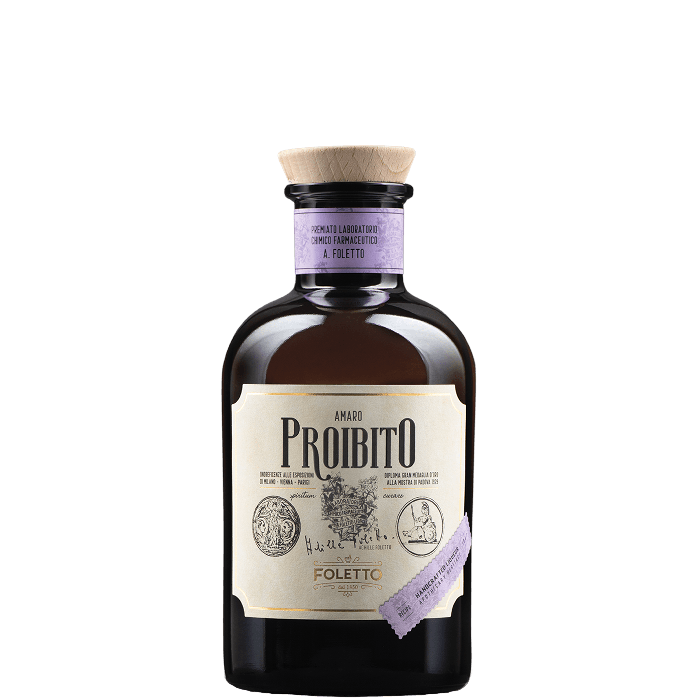 Amaro Proibito - Foletto Heritage