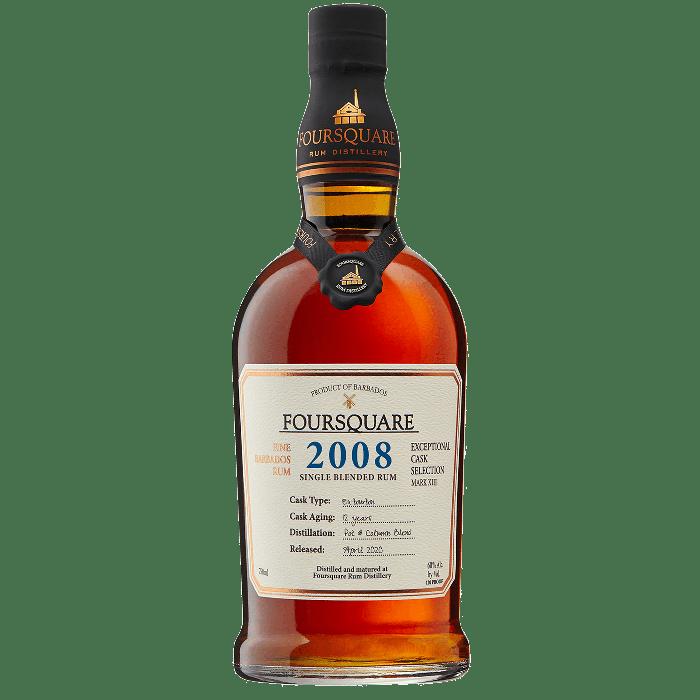 2008 Barbados Rum - Foursquare Distillery