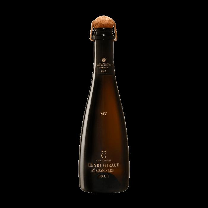 """Champagne Ay Grand Cru """"Fut de Chene"""" mezza bottiglia - Henri Giraud"""