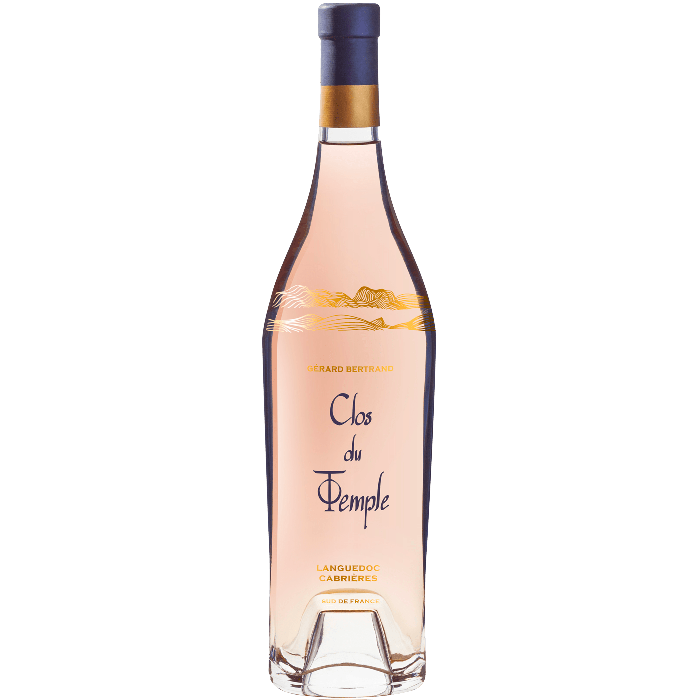 Clos du Temple Rosé Languedoc Cabrieres 2019 - Gérard Bertrand