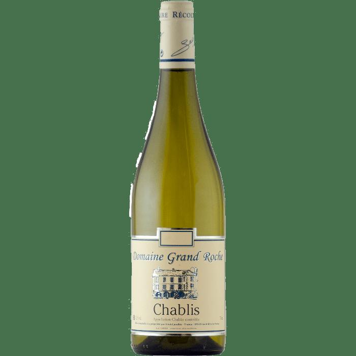 Chablis 2018 - Domaine Grand Roche