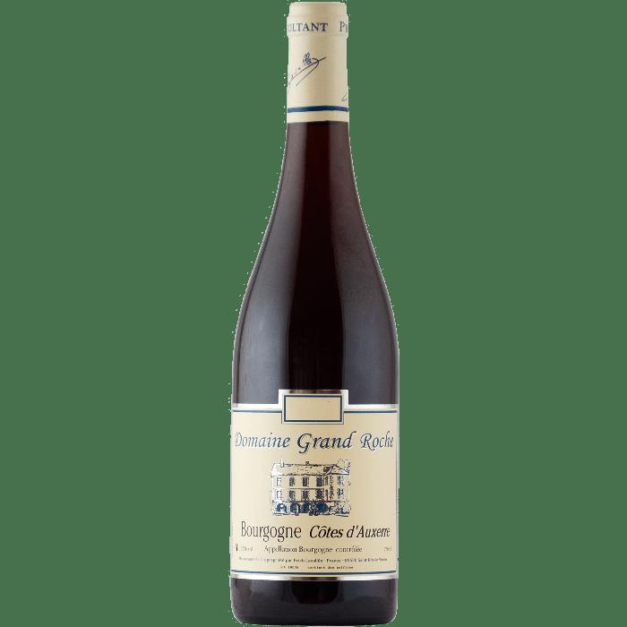 Bourgogne Cotes d'Auxerre rouge 2017 - Domaine Grand Roche