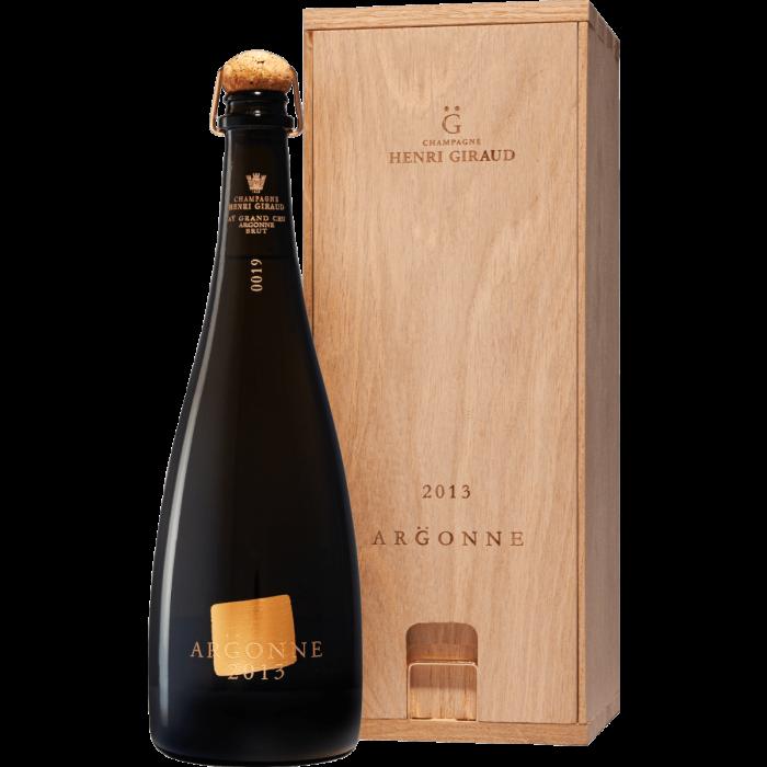 """Champagne Ay Grand Cru """"Argonne"""" 2013 Magnum - Henri Giraud"""