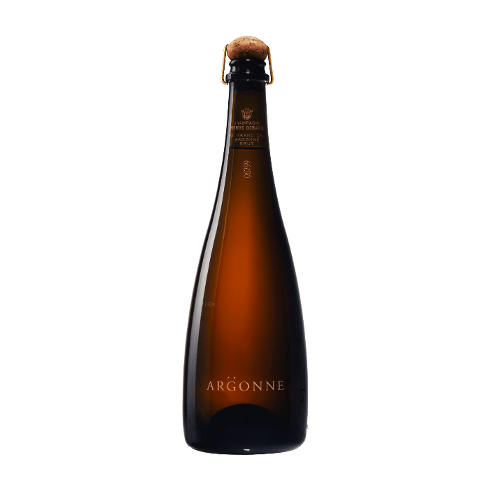 """Champagne Ay Grand Cru """"Argonne"""" 2002  Collection con astuccio - Henri Giraud"""