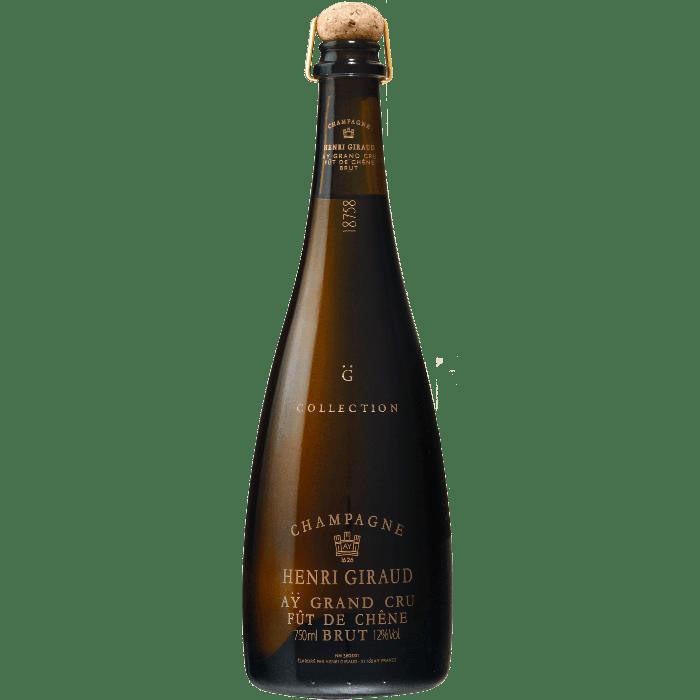 """Champagne Ay Grand Cru """"Fut de Chene"""" 2000  Collection  con astuccio - Henri Giraud"""