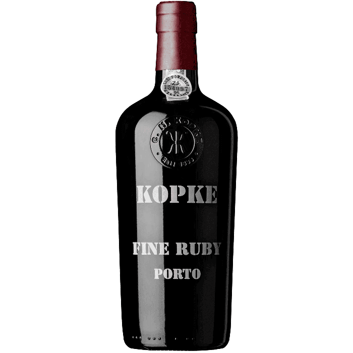 Porto Fine Ruby - Kopke