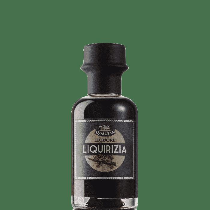 Liquore alla Liquirizia Mignon - Antica Distilleria Quaglia