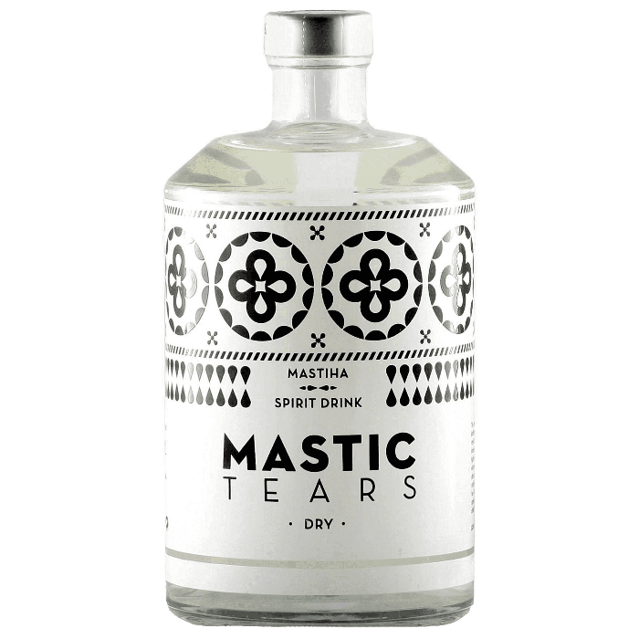 Mastiha Mastic Tear Dry - Greek Distillation Company