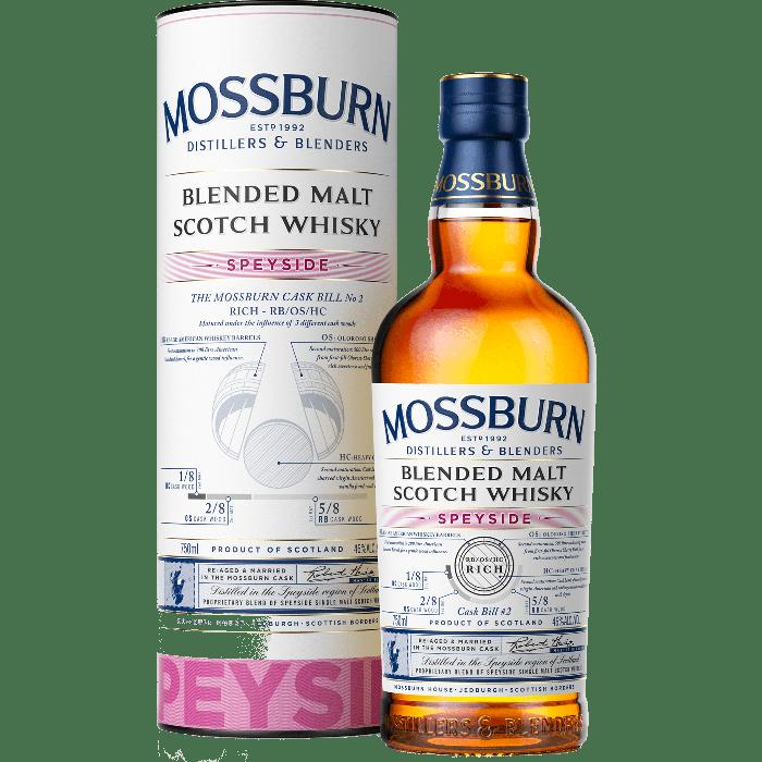 Speyside Bended Malt - Mossburn Whisky
