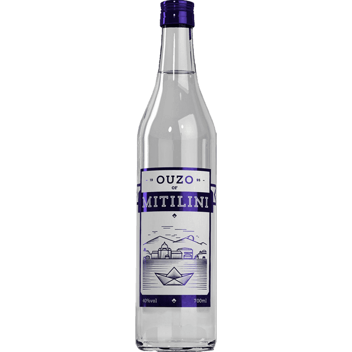 Ouzo Mitilini - Greek Distillation Company