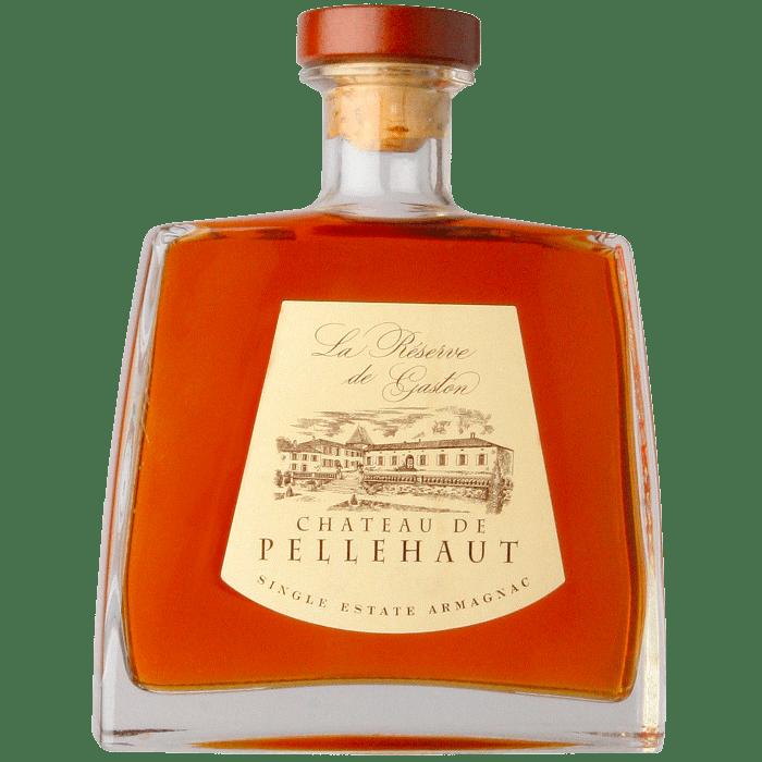 """""""Reserve de Gaston"""" Armagnac con astuccio - Chateau De Pellehaut"""
