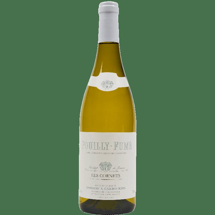 """Pouilly-Fumé """"Les Cornets"""" 2018 - Domaine Cailbourdin"""