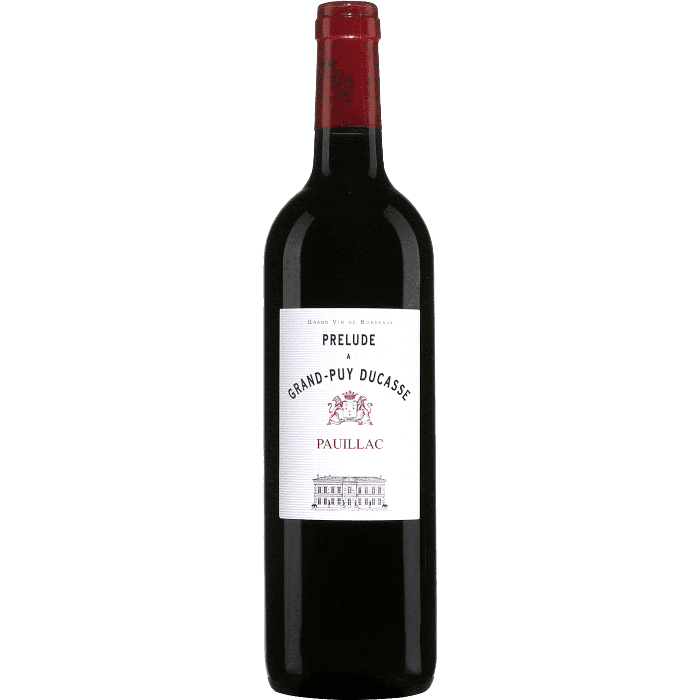 Prelude a Grand Puy Ducasse - Pauillac 2016
