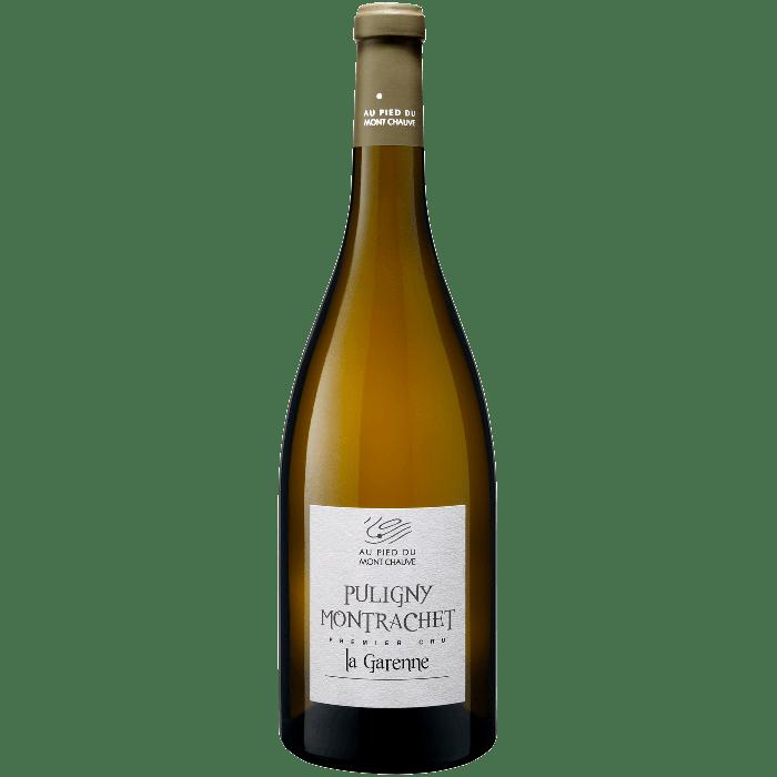 """Puligny-Montrachet 1er cru """"la Garenne"""" 2018 - Au pied du Mont Chauve"""