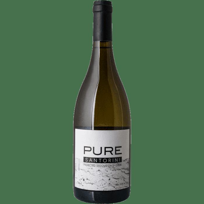 "Santorini ""Pure"" 2014 - Volcanic Slopes Vineyards"
