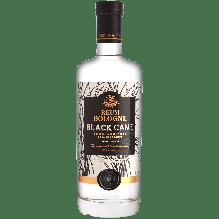 """Black Cane"" Rhum Blanc con astuccio - Rhum bologne"