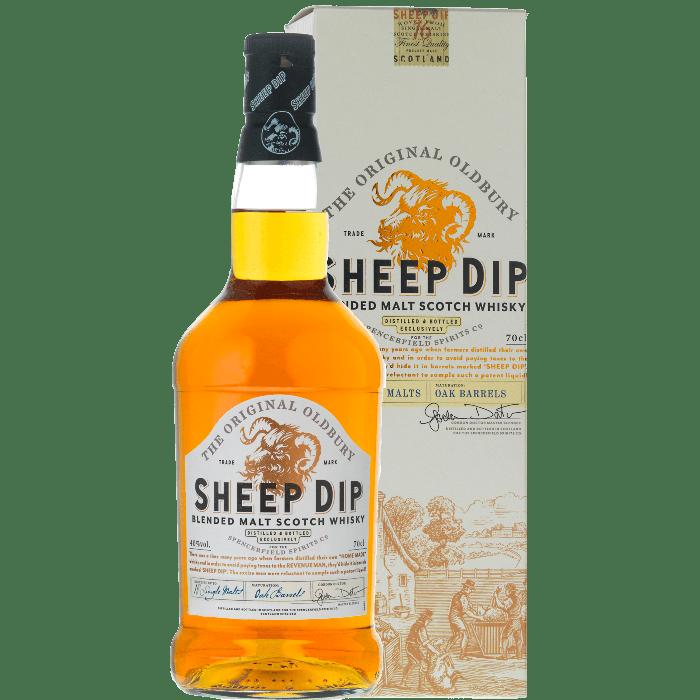 Sheep Dip Malt Scotch Whisky con astuccio - Ian Macleod