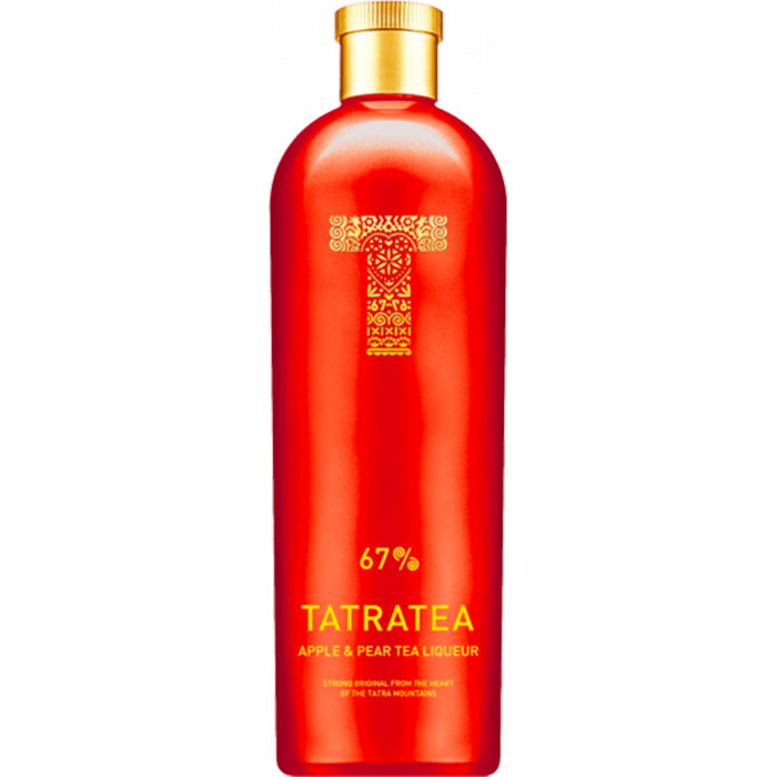 """Apple & Pear"" Liquore al tè - Tatratea"
