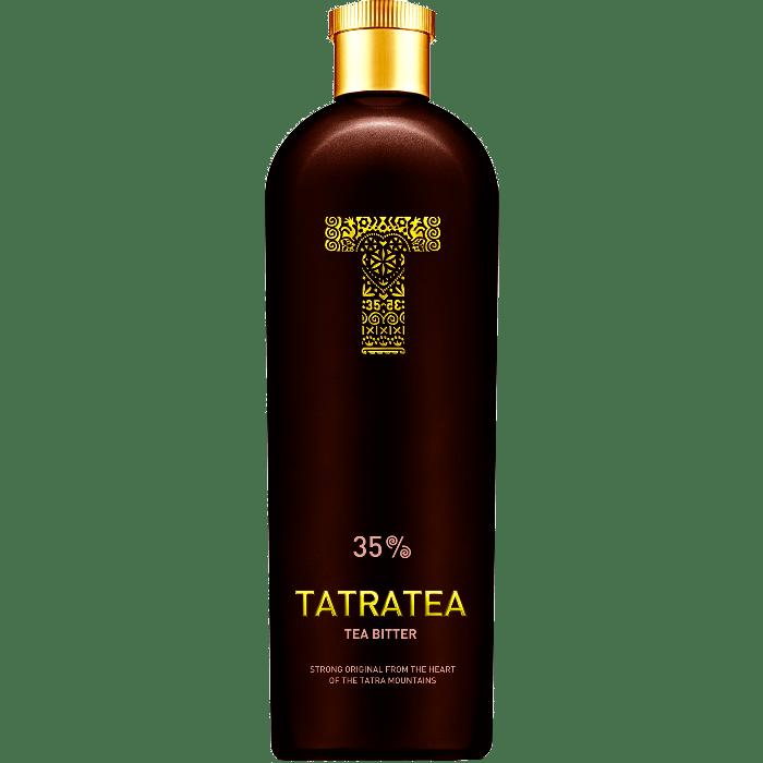"""Tea bitter"" Liquore al tè - Tatratea"