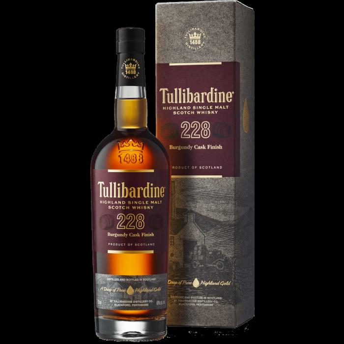228 Burgundy Cask Finish - Tullibardine