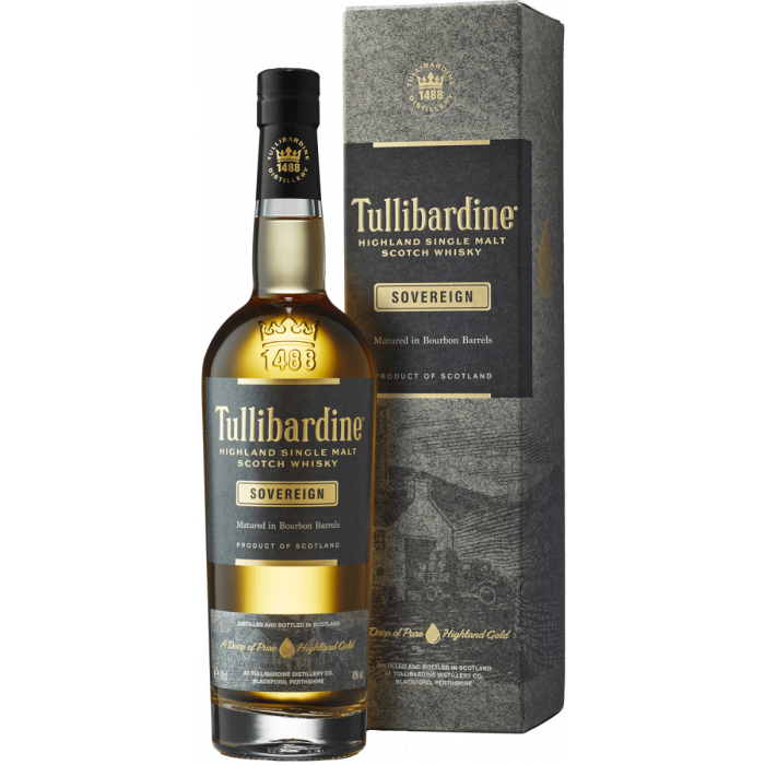 Tullibardine Sauvereign Single Malt Whisky